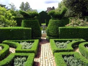 Hidcote Manor and gardens