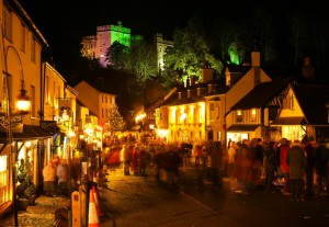 Dunster-by-Candlelight