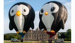 Longleat ballon festival